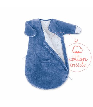 Bemini Bemini sleeping bag 0-3 months softy + terry shade