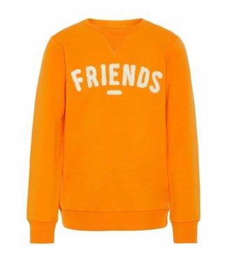 Name-it Name it boys sweater TABOY Sun Orange