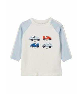 Name-it Name it boys tshirt TEMON Snow white