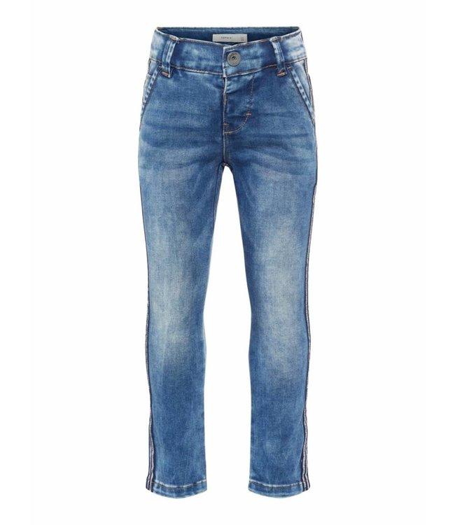 Name-it Name-it blue boys jeans SILAS DNMACLAS