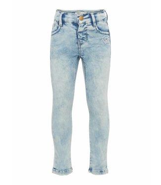 Name-it Name it meisjes jeans Polly  Dnmtia Light blue denim