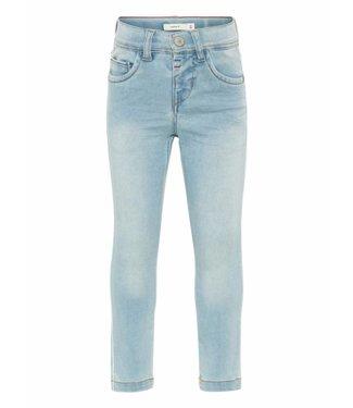 Name-it Name it jongen jeans broek THEO Dnmtimon Light blue