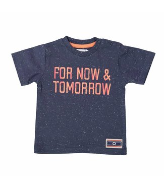 Dirkje kinderkleding Dirkje boys tshirt For now & tomorrow