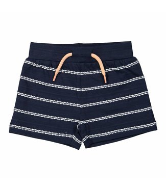 Dirkje kinderkleding Dirkje girls striped shorts