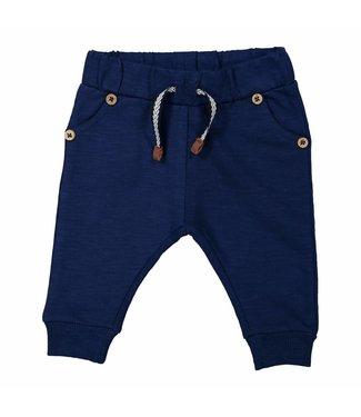 Dirkje kinderkleding Dirkje jongens broek Indigo blue
