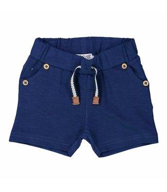 Dirkje kinderkleding Dirkje garçons short bleu indigo