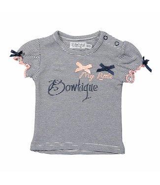 Dirkje kinderkleding Dirkje meisjes tshirt My little bowtique