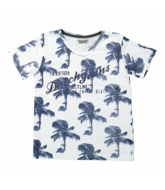 Dj Dutchjeans Dj dutchjeans boys tshirt palm trees