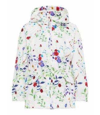 Name-it Name it girls mini coat Mello flower