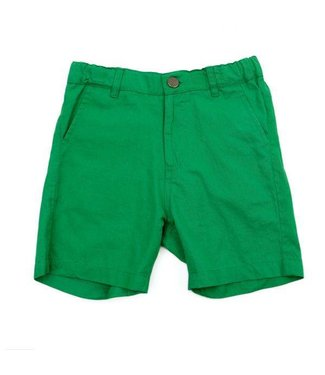 Lily Balou Lily Balou Astor Shorts Cotton Twill Grass Green
