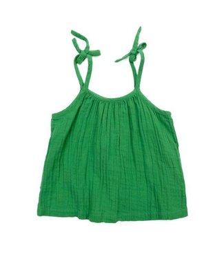 Lily Balou Lily Balou Lina Top Muslin Grass Green