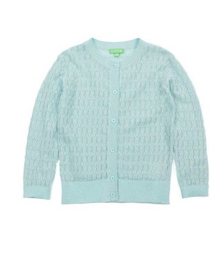 Lily Balou Lily Balou Iris Cardigan Knitwear Sky Blue