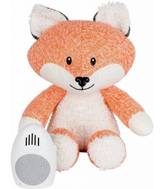 Flow Flow baby comforter Robin the fox - orange