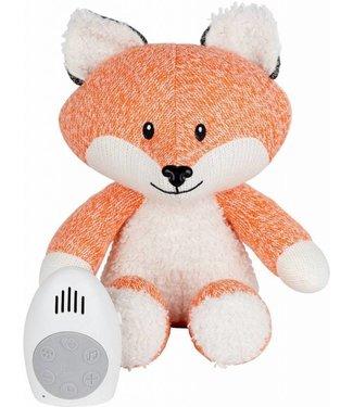 Flow Flow baby comforter Robin the fox - oranje
