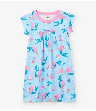 Hatley Hatley nachtjapon Mermaid tales