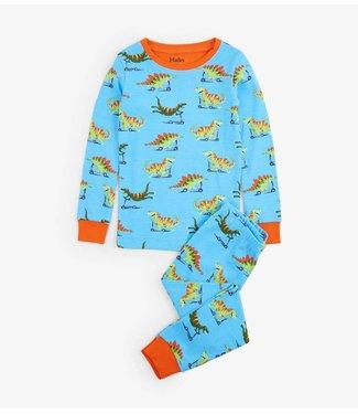 Hatley Hatley pyjama garer les dinosaures