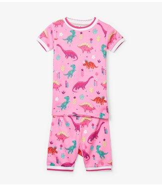 Hatley Hatley meisjes pyjama Darling Dinos