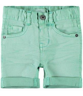 Name-it Name it boys Long shorts SOFUS Twicas Ocean wave