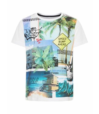 Name-it Name it jongens tshirt ZATO - beach