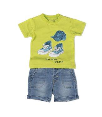 Babybol Babybol 2 pièces bébé poupée - chaussures