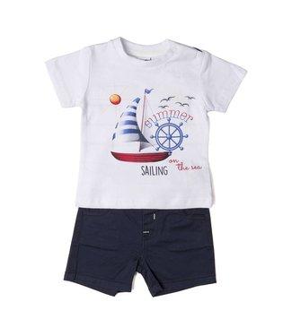 Babybol Babybol jongens 2delig setje -summer sailing