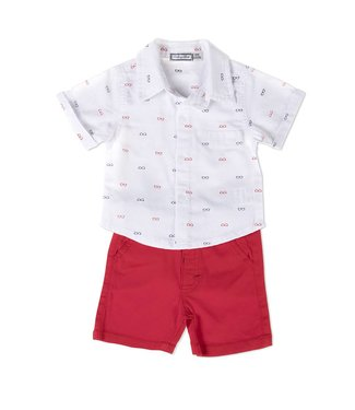 Babybol Babybol boys 2 piece set - sunglass