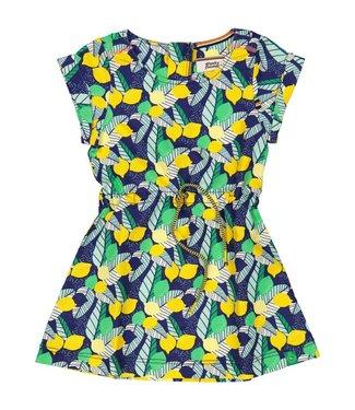4funkyflavours 4funkyflavours meisjes jurk Neon Experience