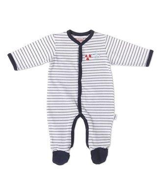 Babybol Pyjama bébé garçon poupée bébé ancre