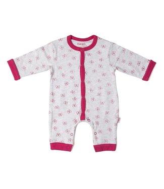 Babybol Babybol  girls baby pajamas bows