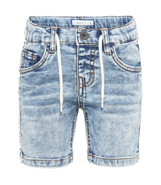 Name-it Name it boys jeans short Sofus Dnmbalpin