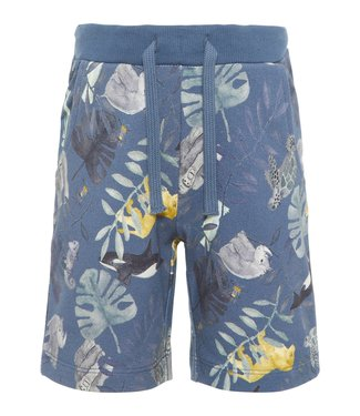 Name-it Name it boys sweat shorts Fabian Vintage indigo