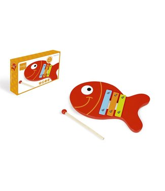 Scratch Scratch Xylophone Poisson Maurice