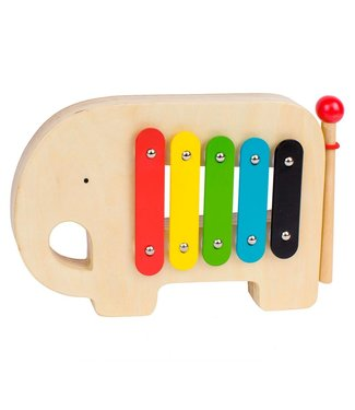 Petit collage Petit collage wooden jumbo Xylophone