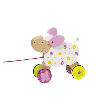 Goki Goki Wooden Draft Animal - Sheep Suse