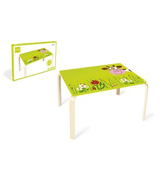 Scratch Scratch children's table Marie - Cow