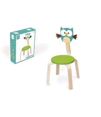 Scratch Scratch high chair owl Lou