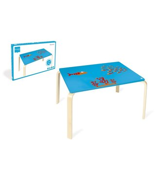 Scratch Table à gratter enfants Maurice - poisson