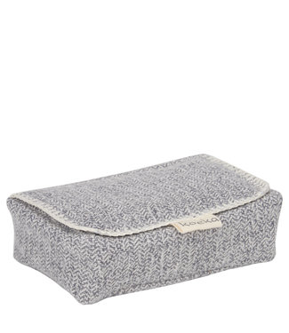 Koeka Koeka housse pour lingettes bébé Vigo Sparkle grey