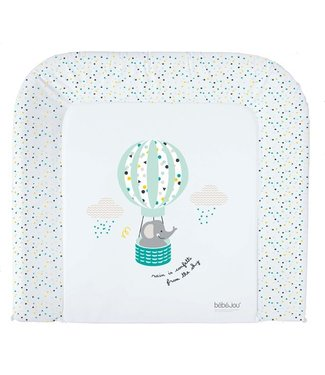 bebe-jou Bebe-jou oreiller de lavage 72x76 Parti Confetti
