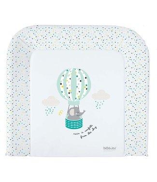 bebe-jou Bebe-jou wash pillow 72x76 Confetti party
