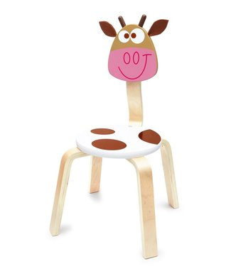 Scratch Scratch high chair cow Marie