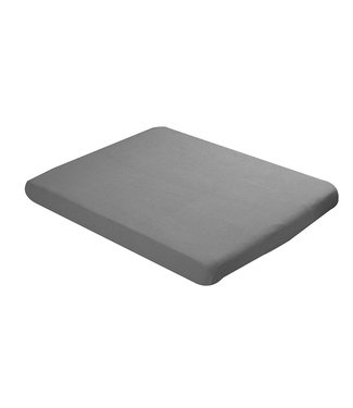 Babybest Babybest fitted sheet terry 75x95cm anthracite