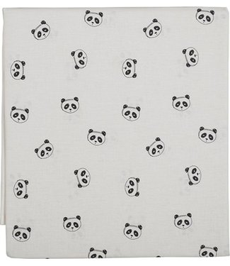 Plum Plum Babygoods Plum Plum laken bed Panda 120x150