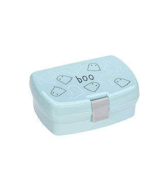 Lassig Lassig Spooky aqua bread box