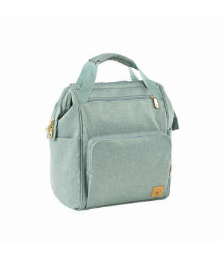Lassig Lassig grooming backpack Glam Goldie Mint