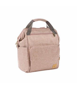 Lassig Lassig verzorgings rugtas Glam Goldie Backpack, Rose