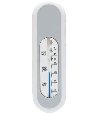 bebe-jou Bebe-jou Badthermometer uni zilver