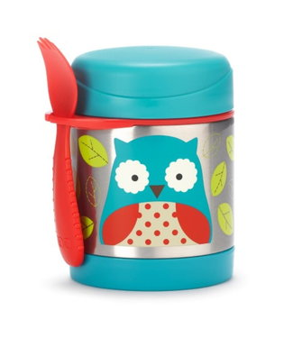Skip hop Skip Hop food jar thermos Owl