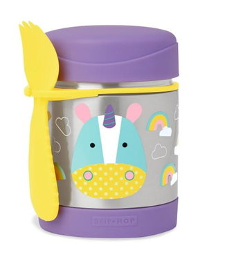 Skip hop Skip Hop food jar thermos unicorn