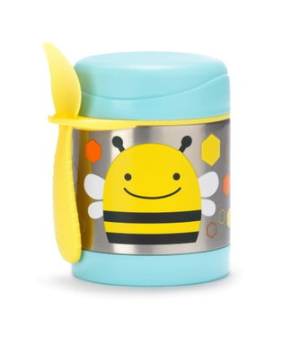 Skip hop Skip Hop food jar thermos bee